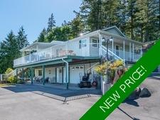 3 Bedroom Home in Great Neighbourhood of Pender Harbour For Sale