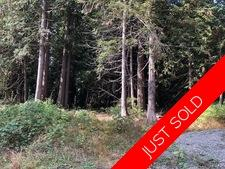 Beautiful 1/2 Acre Property in Heart of Roberts Creek For Sale