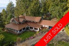 4 Bedroom Craftsman-Style Waterfront Home in Gibsons For Sale