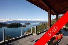 Stunning Waterfront Home in Pender Harbour For Sale