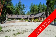 Waterfront Acreage with 3 Living Spaces in Halfmoon Bay For Sale