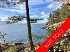 Waterfront Acreage in Halfmoon Bay For Sale