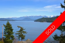 3 Bedroom Custom Designed View Home on Gibsons Bluff For Sale