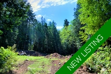 2.5 Acre Building Lot in Halfmoon Bay For Sale