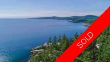 Building Lot with Ocean Views in Halfmoon Bay For Sale