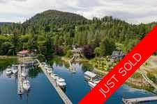 Pender Harbour Egmont House for sale:  5 bedroom 2,350 sq.ft. (Listed 2019-07-23)