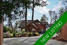 Sechelt District House for sale:  4 bedroom 4,100 sq.ft. (Listed 2020-05-22)