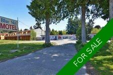 Sechelt District Business with Property Multi-Family Commercial for sale:    (Listed 2020-10-14)