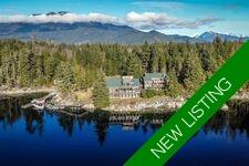 Pender Harbour Egmont House with Acreage for sale:  7 bedroom 6,557 sq.ft. (Listed 2021-02-11)