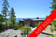 Waterfront Estate on Sought After Browning Road Sechelt For Sale